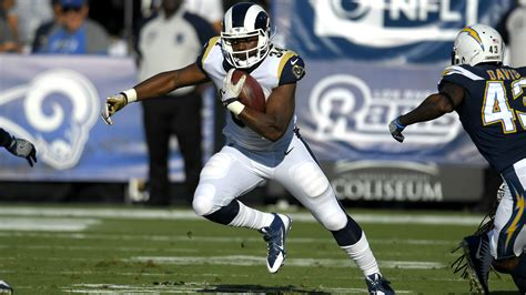 brown rams malcom brown gets start at running back for rams as todd
