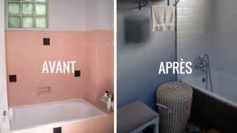 peinture speciale carrelage salle de bain design