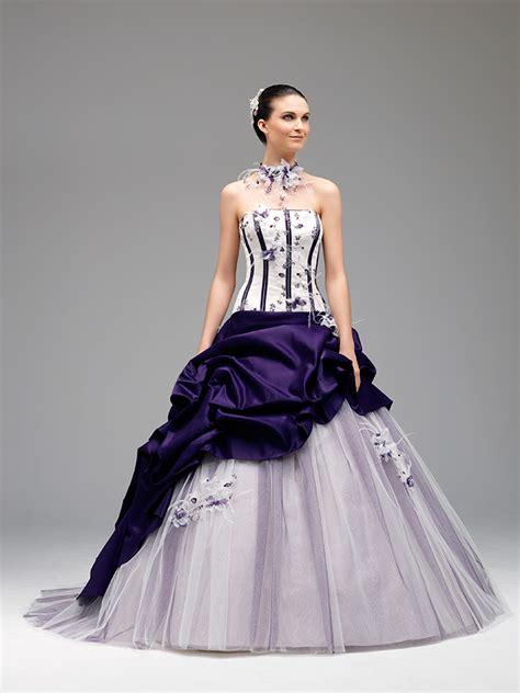Mariage violet, argent, parme et gris, planche d'inspiration #2   Melle Cereza bijoux