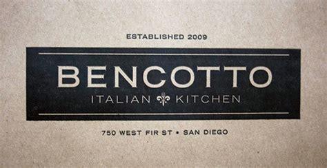 Bencotto Italian Kitchen by Bencotto Italian Kitchen On Behance