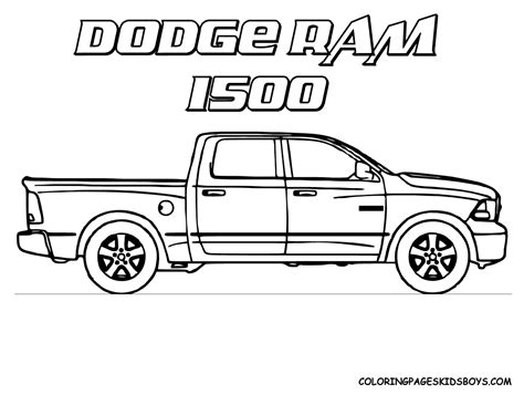 free coloring pages of cars and trucks truck color book pages coloring sheet on cool muscle