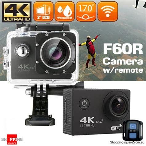 Top Kamera Sport Wifi 4k Hd With Remote High Quality Terpopular f60r 4k ultra hd wifi remote controlled mini sports