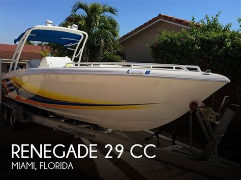 renegade boats for sale in miami used renegade boats for sale boats