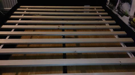 Bed Frame Slats Replacement King Size Bed Slats New Solid Wood Bed Slats Replacement 6ft 180 Cm Ebay