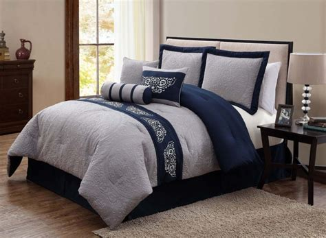 navy and white comforters elegant bedroom design with navy blue bedding design