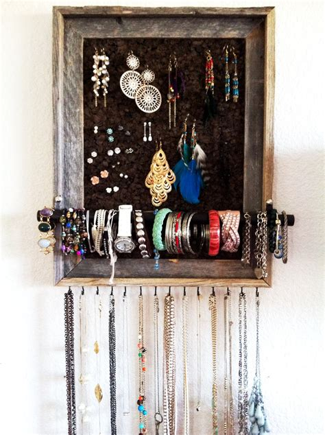 Handmade Jewelry Holders - image gallery handmade jewelry organizer