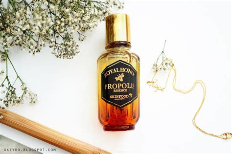 Skinfood Royal Honey Propolis Shield Sle xxzyro review skinfood royal honey propolis essence