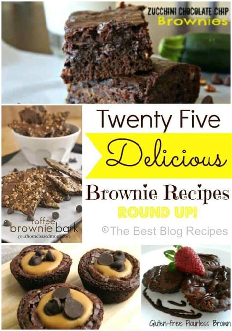 the 25 best recipe blogs of 2013 hellawella 25 delicious brownie recipes the best blog recipes