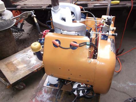 wisconsin motor parts wisconsin vh4d rebuilt 4 cylinder 30 horsepower aircooled