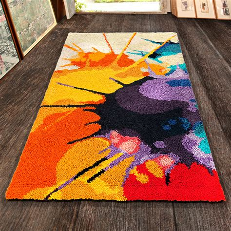 teppiche zum selberknüpfen teppich cores