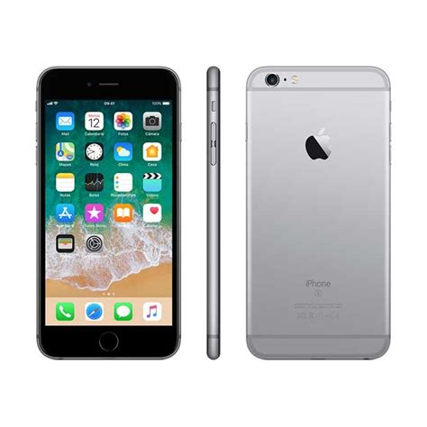 iphone 6s plus 4g 32gb gris alkosto tienda