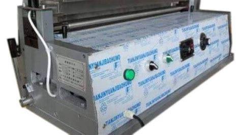 Lem Sealer Paking Mesin mesin lem semi otomatis ud wijaya supplier mesin cetak digital mesin finishing