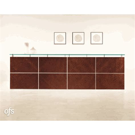 Ofs Element Reception Desk Ofs Reception Element Desk Workstation