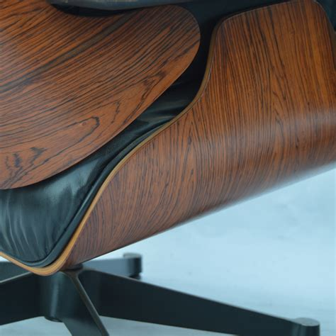 Eames Lounge Chair Palisander by Vintage Eames Lounge Chair Ottoman Palisander Im Design
