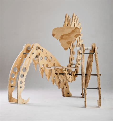 Kitchen Cabinet Inside Designs Cool And Unique Chair Shaped Like Mantis Mantis Chair