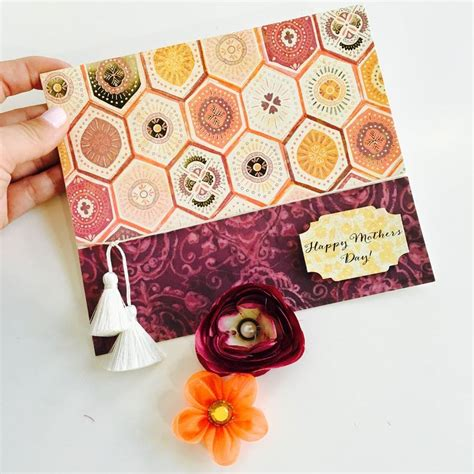Craft Paper Pads - craft smith flower market 12x12 inch paper pad mpp0132