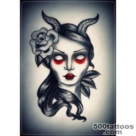 small demon tattoos designs ideas meanings images