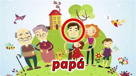imagenes sobre la familias la familia video educativo para ni 241 os youtube