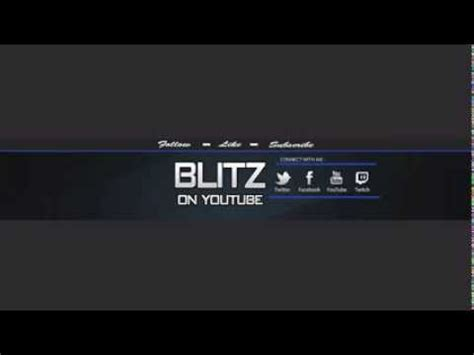 17 Youtube Banner Psd Images Youtube Banner Template Psd Youtube Banner Template Free And Gaming Banner Template Psd