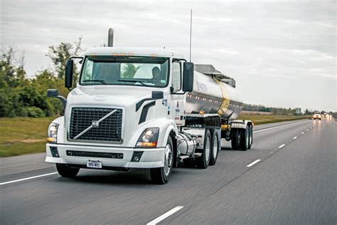 volvo trucks website volvo demonstrates dme powered truck the southwest times