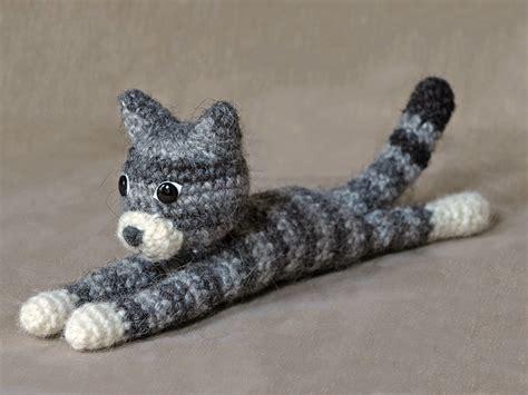 Pattern Cat Crochet | crochet cat son s popkes