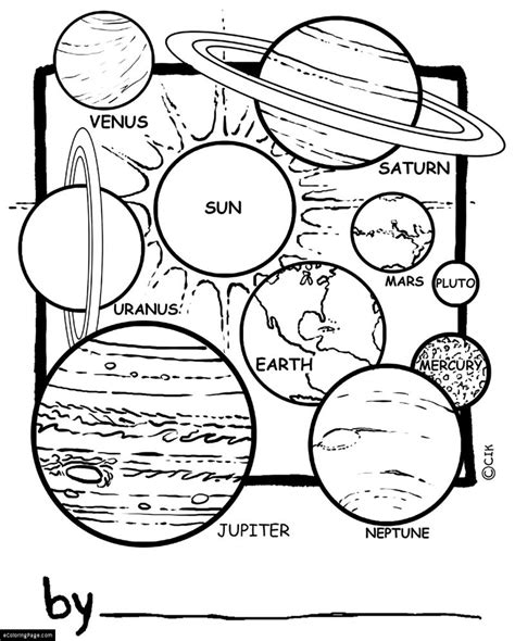 print worksheets our solar system pics about space