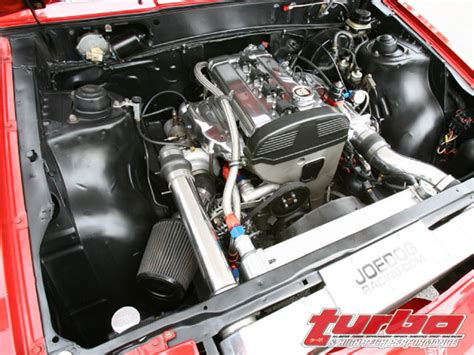 chrysler conquest engine turbo magazine