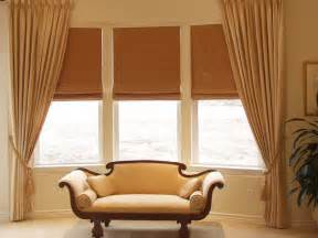 Drapes And Shades Central Florida Window Coverings Popular Bay Window