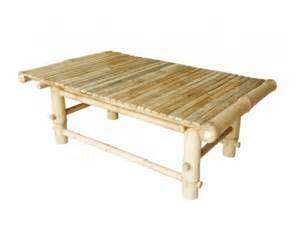 table basse robinson en bambou acheter ce produit au
