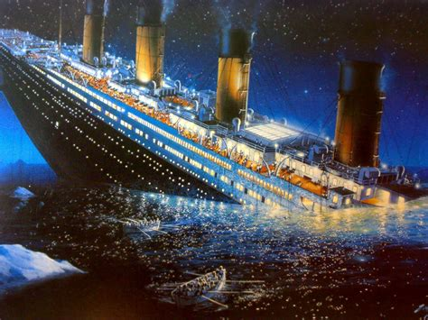 titanic boat sinking movie titanic sinking wallpaper 183