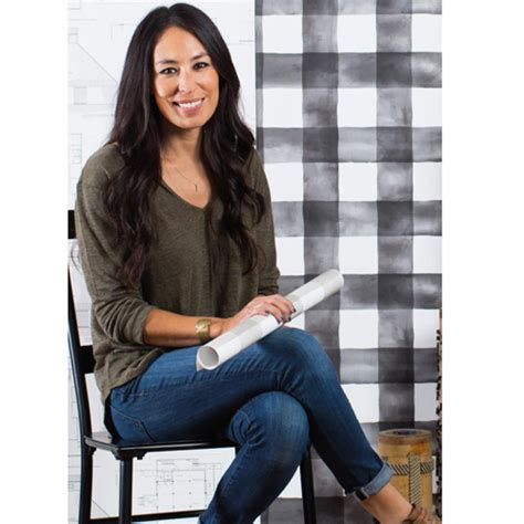 joanna gaines wallpaper watercolor check wallpaper from joanna gaines magnolia