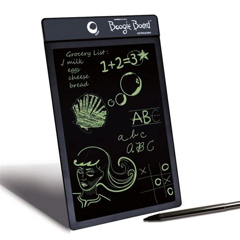 boogie board lcd writing tablet the green head