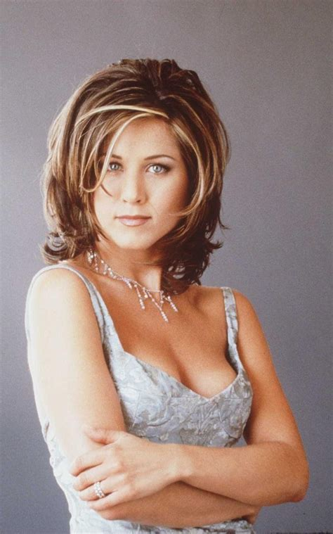 images of the rachel hairstyle why the rachel still rules