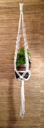 Macrame How To Plant Hanger - best 25 macrame plant hangers ideas on