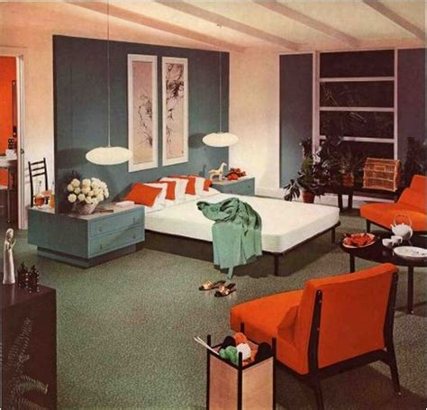 50s inspired bedroom 1950s interior design and decorating style 7 major