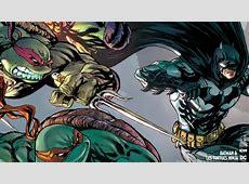 Wallpapers : Batman & les Tortues Ninja L Equipe Foot