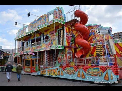 fun house crazy circus walktrough fun house fairground arnhem youtube