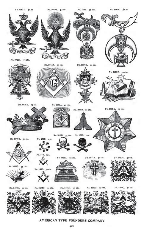 secret society tattoo masonic signs freemasons