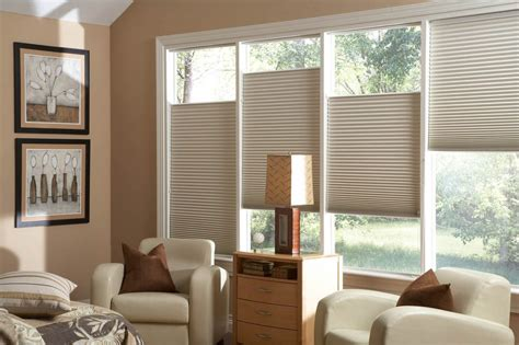 curtains blinds shades top down bottom up honeycomb blinds