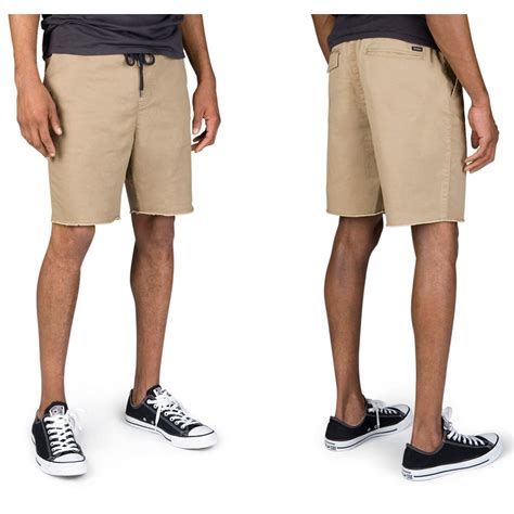khaki colored khaki colored shorts hardon clothes