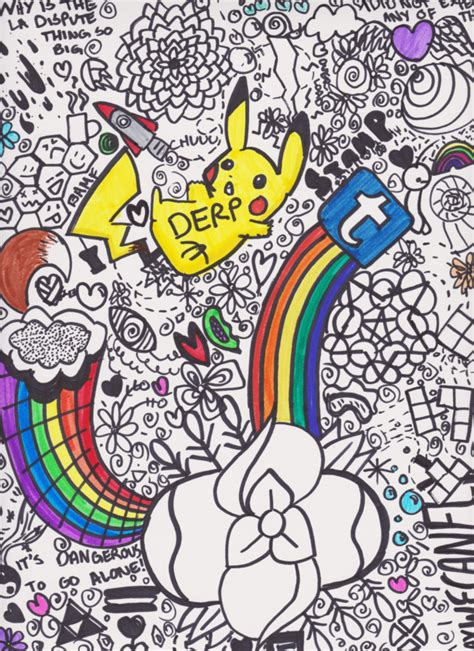 login to doodle random doodles by carryonlostfriends on deviantart