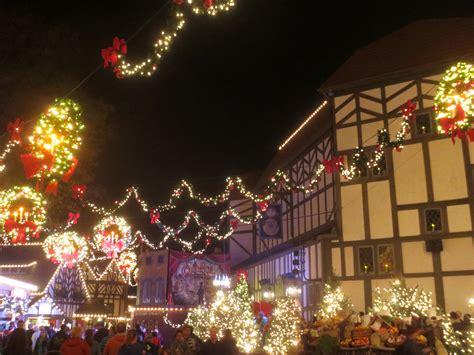 Christmastown Busch Gardens by Town At Busch Gardens Williamsburg The He Said