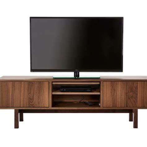 walnut tv bench tv bench stockholm tv bench walnut veneer home furniture on carousell