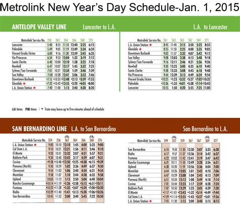 new year 2015 government schedule go metro to the tournament of roses and bowl