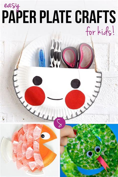 Paper Plate Hello 1000 images about paper plate crafts on