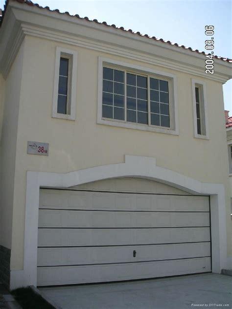 Automatic Sectional Garage Door Lht 010 Luhaitian Garage Door Products