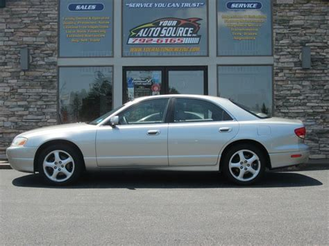 Car Owners Manuals For Sale 2001 Mazda Millenia