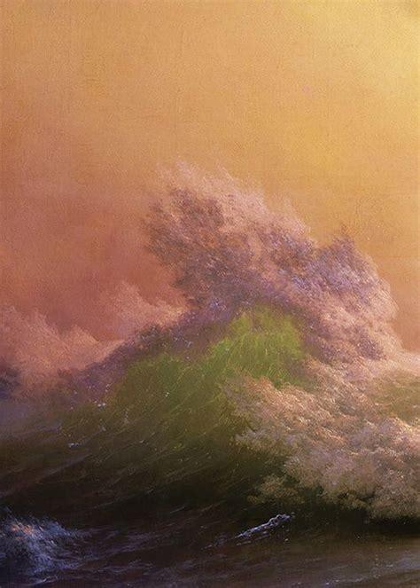 by the ninth wave ivan aivazovsky les 505 meilleures images 224 propos de ivan aivazovski sur