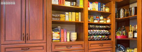 Pantry Organizers Canada by Kitchen Organization Surrey Custom Pantry Storage Systems