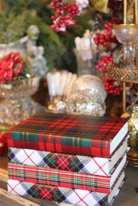 mad  plaid christmas style series  happy housie